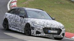 Nuova Audi RS6 Avant, eccola mentre scalda i muscoli al Ring - Immagine: 11