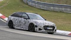 Nuova Audi RS6 Avant, eccola mentre scalda i muscoli al Ring - Immagine: 12