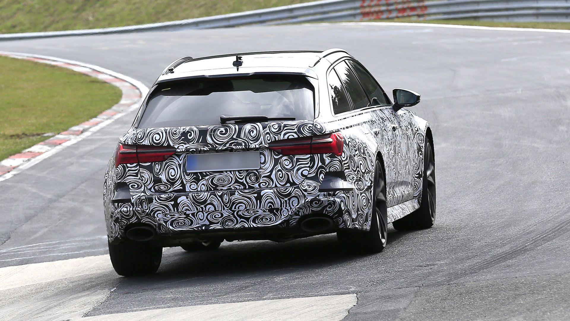 Nuova Audi RS6 Avant 2020: prezzo, scheda tecnica, tempi ...