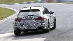 Nuova Audi RS6 Avant, eccola mentre scalda i muscoli al Ring - Immagine: 17