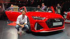 Nuova Audi RS6 Avant, in video dal Salone di Francoforte 2019 - Immagine: 1