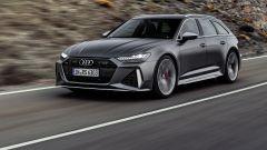 Nuova Audi RS6 Avant, in vendita dal primo trimestre 2020