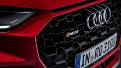 Nuova Audi RSQ3: dettaglio calandra