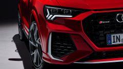 Nuova Audi RSQ3: dettaglio gruppi ottici