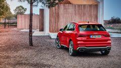 Nuova Audi RSQ3: il posteriore