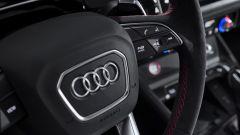 Nuova Audi RSQ3: il volante