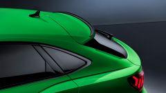 Nuova Audi RSQ3 Sportback: dettaglio montante posteriore