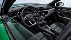 Nuova Audi RSQ3 Sportback: gli interni