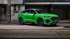 Nuova Audi RSQ3 Sportback: la fiancata destra