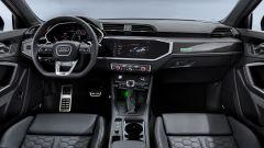 Nuova Audi RSQ3 Sportback: la plancia
