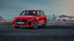 Nuova Audi RSQ3: vista 3/4 anteriore