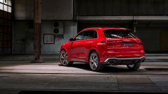 Nuova Audi RSQ3: vista 3/4 posteriore