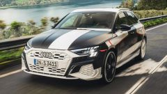 Nuova Audi S3, il frontale