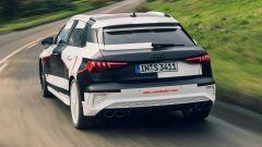 Nuova Audi S3, il posteriore