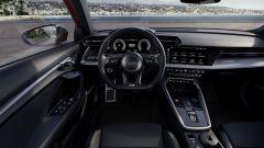 Nuova Audi S3 Sedan: gli interni visuale frontale