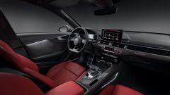 Nuova Audi S4 TDI 2020 Interni