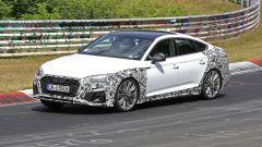Nuova Audi S5 Sportback 2021: il restyling