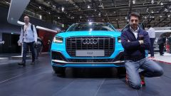 Nuova Audi SQ2: in video dal Salone di Parigi 2018 - Immagine: 1