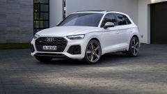Nuova Audi SQ5 con V6 TDI mild-hybrid