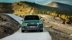 Nuova Audi SQ5 TDI: 347 CV, un turbo elettrico ma a gasolio - Immagine: 5