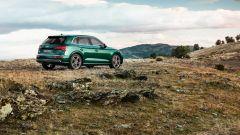Nuova Audi SQ5 TDI: 347 CV, un turbo elettrico ma a gasolio - Immagine: 7