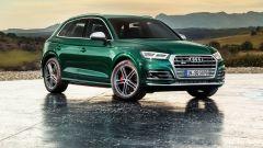 Nuova Audi SQ5 TDI 2019