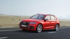 Nuova Audi SQ5: test drive
