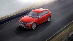 Nuova Audi SQ5: vista dall'alto