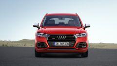 Nuova Audi SQ5: vista frontale