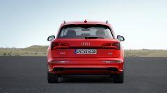 Nuova Audi SQ5: vista posteriore