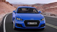 Nuova Audi TT Coupé 2015 - Immagine: 6