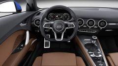 Nuova Audi TT Coupé 2015 - Immagine: 4