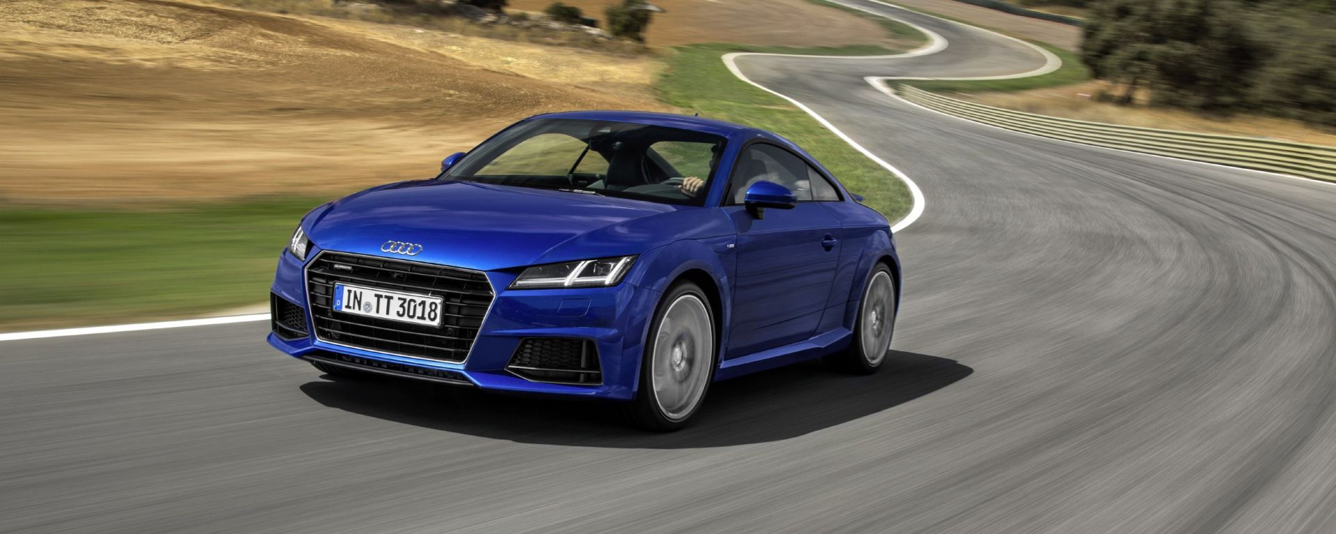 Nuova Audi TT Coupé 2015
