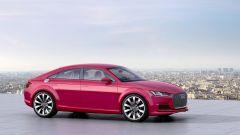 Audi TT, la nuova generazione una coupé 4 porte? - Immagine: 3