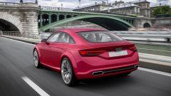Nuova Audi TT, se si farà sarà esclusivamente elettrica - Immagine: 4