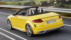Nuova Audi TT posteriore