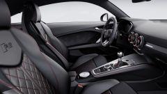 Nuova Audi TT RS 2017: gli interni