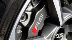 Nuova Audi TT RS 2017: i freni