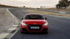 Nuova Audi TT RS 2017 in pista