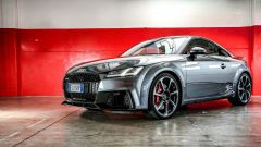 Nuova Audi TT RS 2017 nei box di Misano