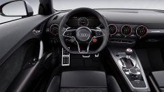 Nuova Audi TT RS abitacolo