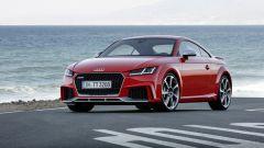 Nuova Audi TT RS: 400 cv possono bastare? - Immagine: 4