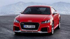 Nuova Audi TT RS: 400 cv possono bastare? - Immagine: 5