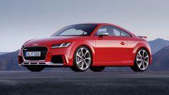 Nuova Audi TT RS: 400 cv possono bastare? - Immagine: 8