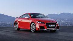 Nuova Audi TT RS: 400 cv possono bastare? - Immagine: 10