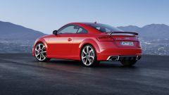 Nuova Audi TT RS: 400 cv possono bastare? - Immagine: 11