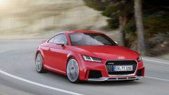 Nuova Audi TT RS: 400 cv possono bastare? - Immagine: 12