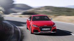 Nuova Audi TT RS: 400 cv possono bastare? - Immagine: 13