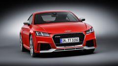 Nuova Audi TT RS: 400 cv possono bastare? - Immagine: 14