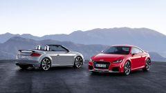 Nuova Audi TT RS: 400 cv possono bastare? - Immagine: 21